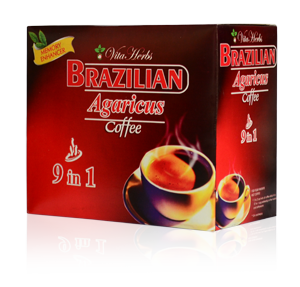 Brazilian Agaricus 8-in-1 Coffee