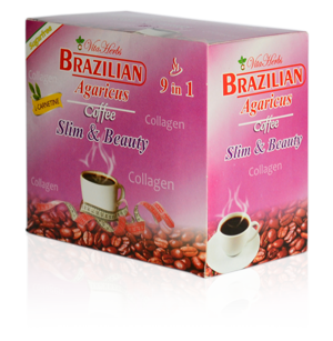 Brazilian Slim & Beauty Coffee
